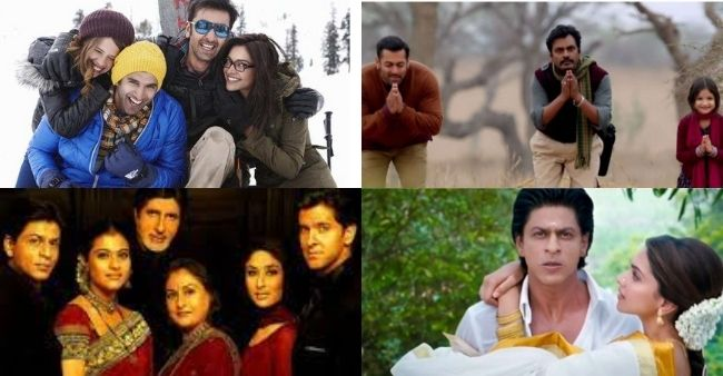 Here are 10 Bollywood Movies that duped us with made-up locations