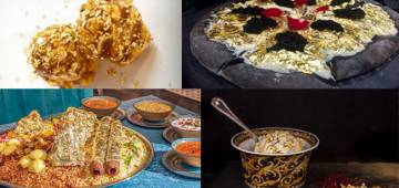 From Gold Popcorn to Gold Biryani some of the most expensive fusion food recipes