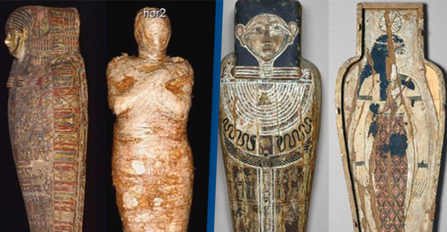 Researchers discovered world's first ever pregnant mummy; was 7 months pregnant