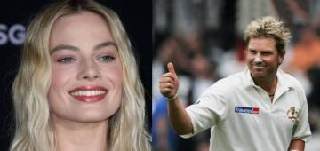 Aus Cricketer Shane Warne is on a liking row, caught 'liking' and 'commenting' on Margot's posts