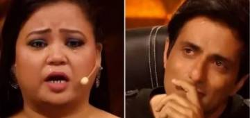 Sonu Sood, Nora Fatehi broke down on Dance Deewane episode, as Bharti Singh spoke about COVID-19 second wave