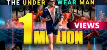 """The Underwear Man: A video of a man strolling in his underwear at a mall goes viral; says """"I have no shame"""""""