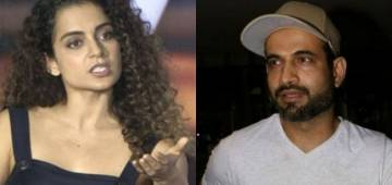 Irfan Pathan gives a befitting reply to Kangana Ranaut in a Twitter braw, blames her for 'spreading hate'