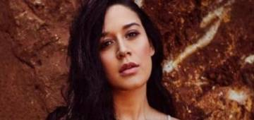 Tiger Shroff's sister Krishna Shroff shared a hot picture, Internet can't stop admiring