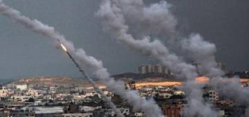 Jerusalem violence: Over 1000 rockets fired at Israel by Gaza since Monday, says Army