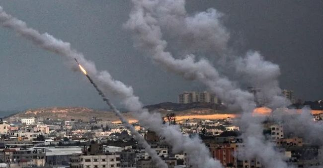 Jerusalem violence: Over 1000 rockets fired at Israel by Gaza since Monday, says Army
