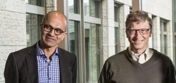 Microsoft CEO Satya Nadella finally breaks his silence on Bill Gates' affair