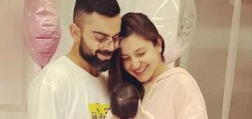 Virat Kohli explains why there is no photos of baby Vamika on social media