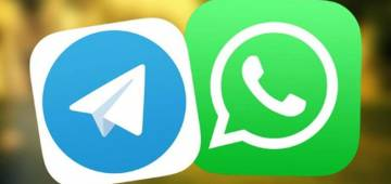 Official Twitter war has begun between Telegram and WhatsApp; It's hilarious!