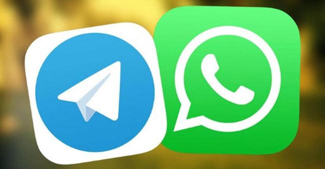 Official Twitter war has begun between Telegram and WhatsApp; It's hilarious!