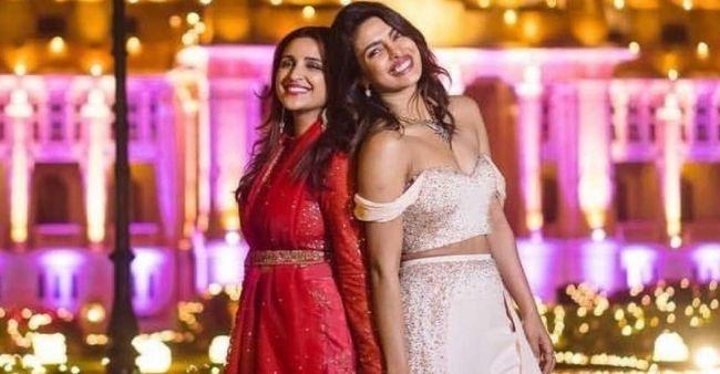 Priyanka Chopra was the happiest with my three back to back releases: Parineeti Chopra