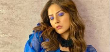 Shehnaz looks dashing in shades of blue in latest post, fans can't stop admiring her