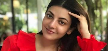 Kajal Aggarwal posts a photo from workout session, talks about wellness during the lockdown