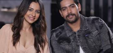 Rakul Preet Singh's brother shares a funny video of her where she burns a pancake