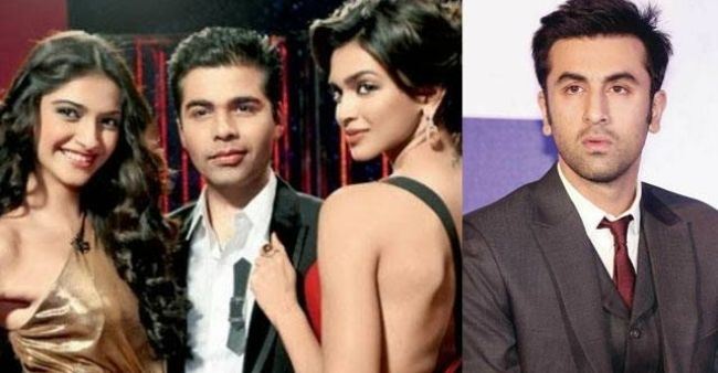 Sonam Kapoor once said her statement on Koffee With Karan affected her relationship with Ranbir Kapoor
