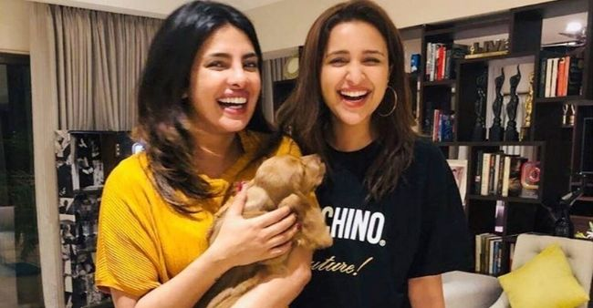 Parineeti Chopra reacts to to comparisons being made between her and cousin Priyanka Chopra