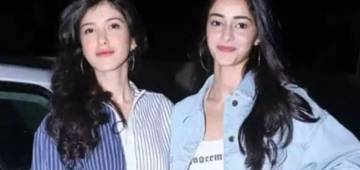 Shanaya Kapoor and Ananya Panday's friendly banter on the latter's recent post proves that they're indeed best friends