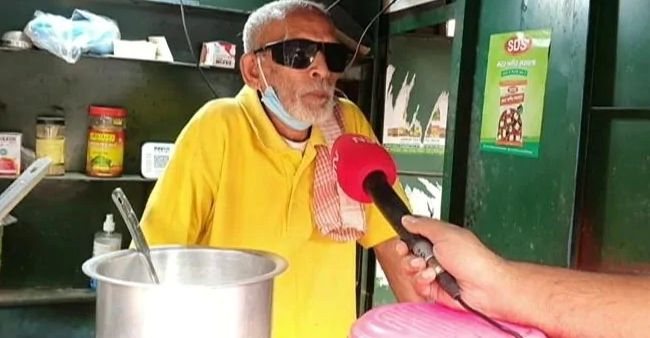 Baba Ka Dhaba owner Kanta Prasad has attempted suicide, admitted to hospital