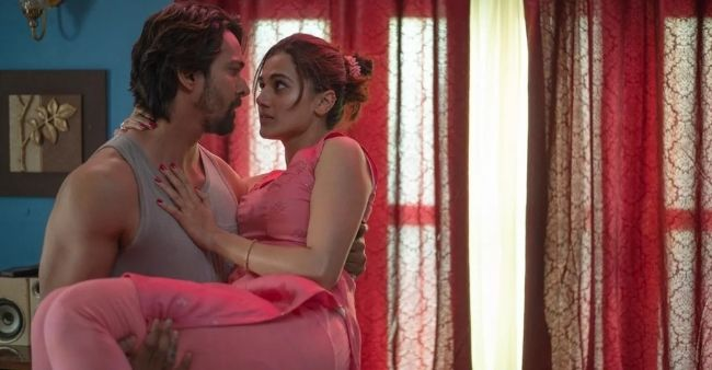 Taapsee Pannu jokes about her kissing scene; Harshvardhan Rane's 'fetish for teeth'