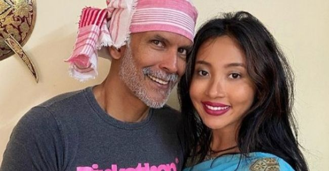 Society gets weird about unexplored: Milind Soman's wife Ankita Konwar on marrying an older man