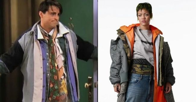 Hilarious! Netizens compare singer Rihanna with a F.R.I.E.N.D.S character Joey Tribbiani