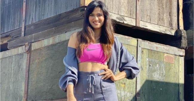 Shweta Tiwari shares breathtaking photos of herself from the sets of Khatron Ke Khiladi. Watch here