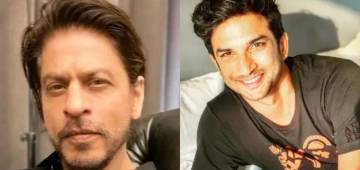 Sushant Singh had disclosed in a 2017 interview that Shah Rukh Khan had helped him to maintain balance in his life. Read