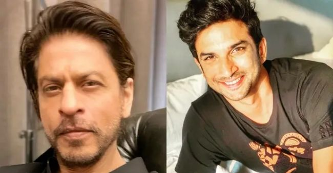 Sushant Singh had disclosed in a 2017 interview that Shah Rukh Khan had helped him to maintain balance in his life