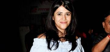 Filmaker Ekta Kapoor turns 46 today; wishes pour for her on social media from famous Bollywood stars