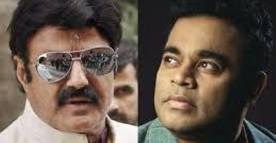 Telugu star Balakrishnan trolled for his claims for not knowing who AR Rahman is