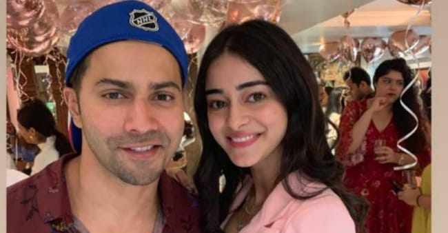 Varun Dhawan asks Ananya Panday about her high energy levels; Her reply wins the internet