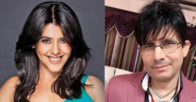 KRK poses question on Twitter to know if Ekta Kapoor's ALT Balaji a soft porn app