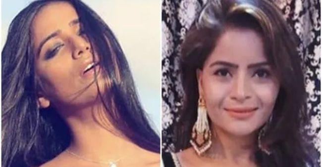 Gehana Vasisth slams Poonam Pandey for her comment on Raj Kundra's arrest