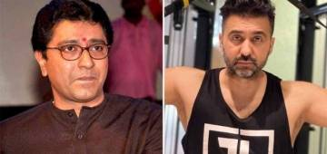Raj Thackeray takes a dig at Raj Kundra after latter is arrested in pornography case