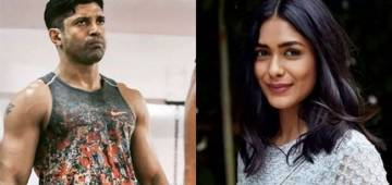 Mrunal Thakur reveals advice from Farhan Akhtar which helped her to continue learning and growing