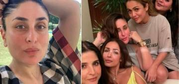 Kareena Kapoor Khan's party with Malaika Arora and other girlfriends is all about glamour and fun
