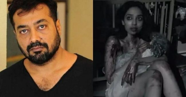 Complaint received by Netflix against Anurag Kashyap's short film in Ghost stories, 'This is the end'