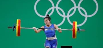 Day 1 of Olympics and India already bagged a medal! Mirabai Chanu receives applaud