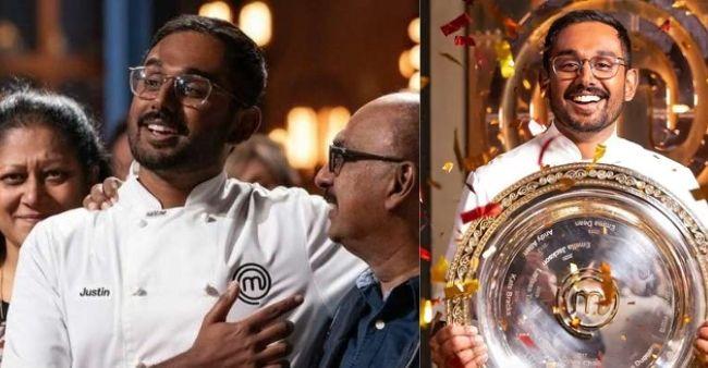 Indian-Origin Justin Narayan wins MasterChef Australia 2021, bagged USD 250,000