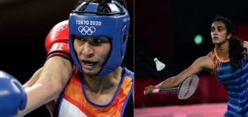 After the Olympic win Netizens are searching for caste and religion of PV Sindhu and Lovlina Borgohain's