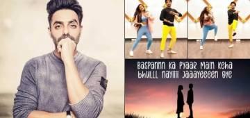 Check out the Punjabi version of 'Baspan Ka Pyaar' by Aparshakti Khurana is trending now