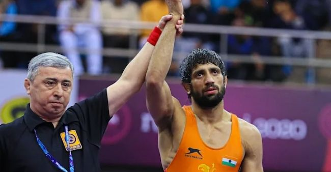 Indian Wrestler Ravi Kumar Dahiya makes it to the wrestling finals in Tokyo Olympics