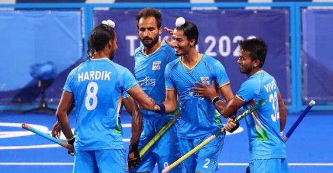 Tokyo Olympics: Indian men's hockey team markes a historic victory, wins bronze medal