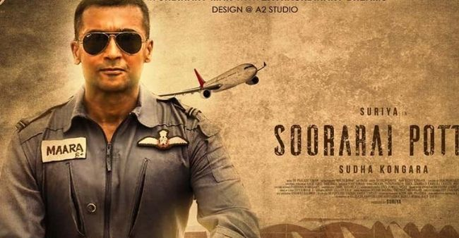 Stay order passed by Madras High Court on the remake of Suriya's Tamil film Soorarai Pottru