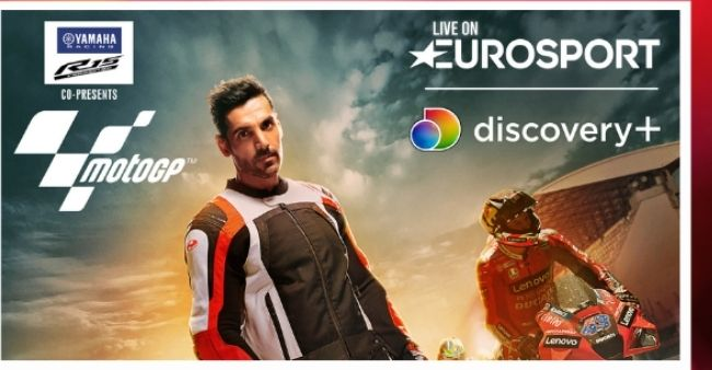 John Abraham is appointed as the Brand Ambassador of MotoGP: 'have been a motorsports fan for over 25 years now