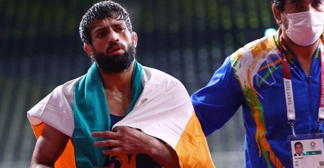 Tokyo Olympics: Indian Wrestler Ravi Kumar wins silver in men's freestyle 57 kg category