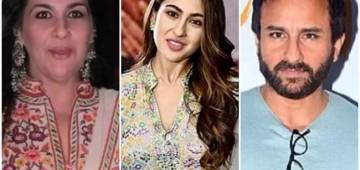 Sara Ali Khan comments on her parent's divorce says, 'I don't think they were happy together'