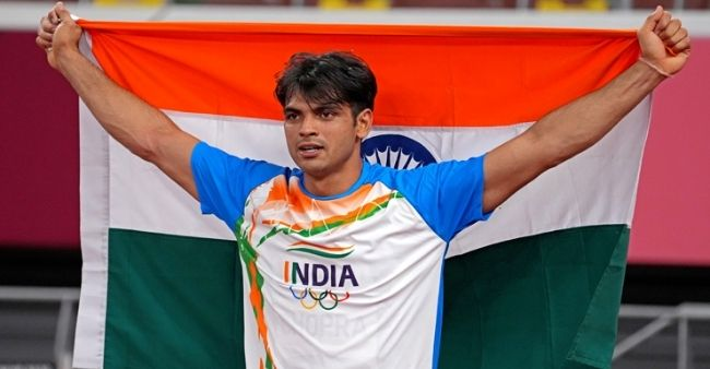 Tokyo Olympics: Athlete Neeraj Chopra performed like a 'True soldier', added stars to the Indian flag