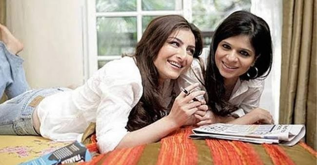Soha Ali Khan clears fans confusion of taking her sister Saba Ali Khan to be the Tum Mile actress