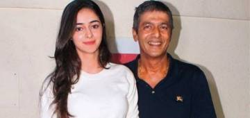 Chunky Panday shares about daughter Ananya Panday's embarrassing encounter with Naseeruddin Shah